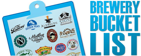 Brewery Bucket List