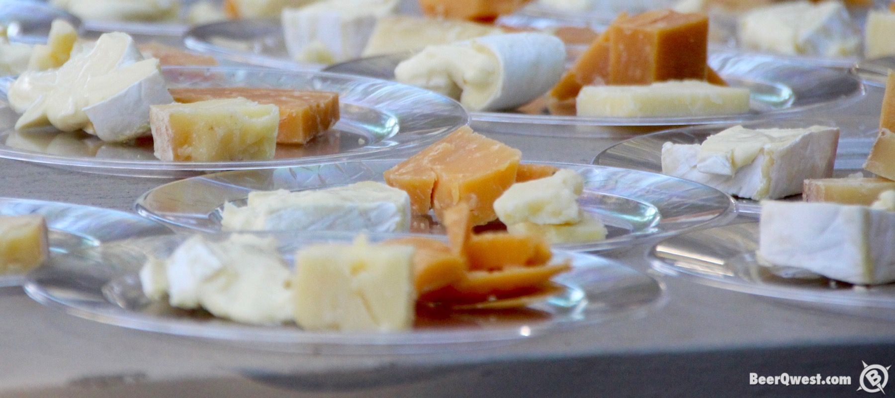 Cheese pairings at Cali Uncorked.