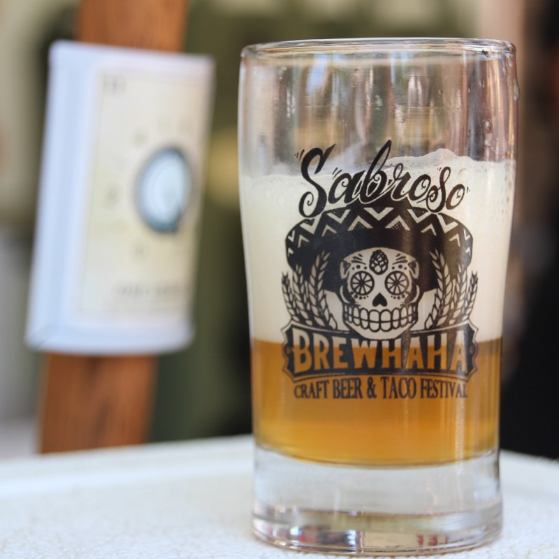 One Louder - Barley Forge Brewing Company at Sabroso