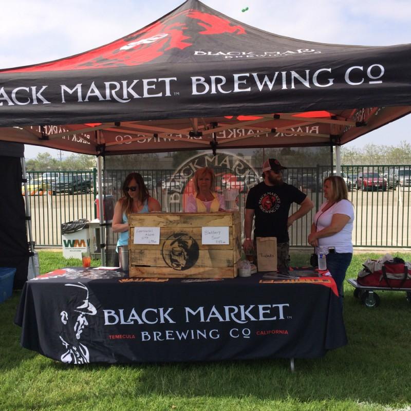 Chino Brew and Chew - Black Market Brewing