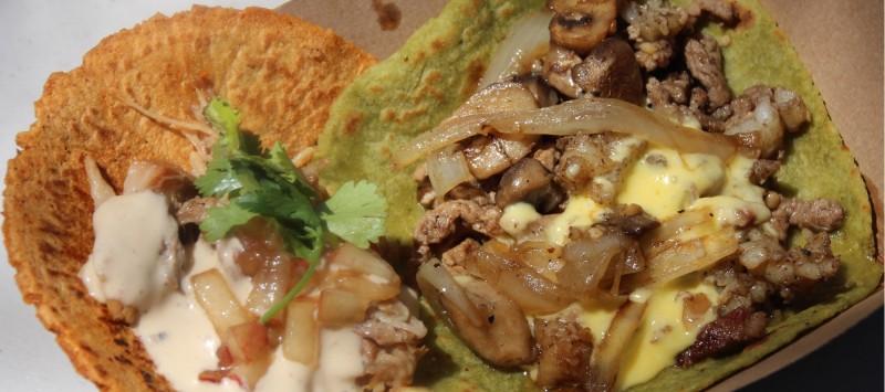 Tacos at Sabroso