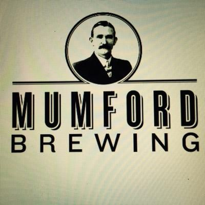 CALIFORNIA Beer Brewery Coaster ~*~ MUMFORD Brewing Co ~*~ Downtown Los Angeles