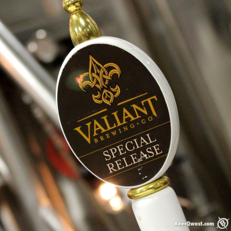 Valiant Brewing Company Special Release