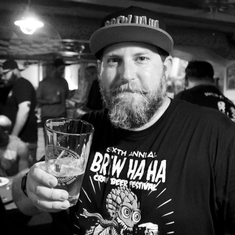 Cameron Collins of OC Brew Ha Ha