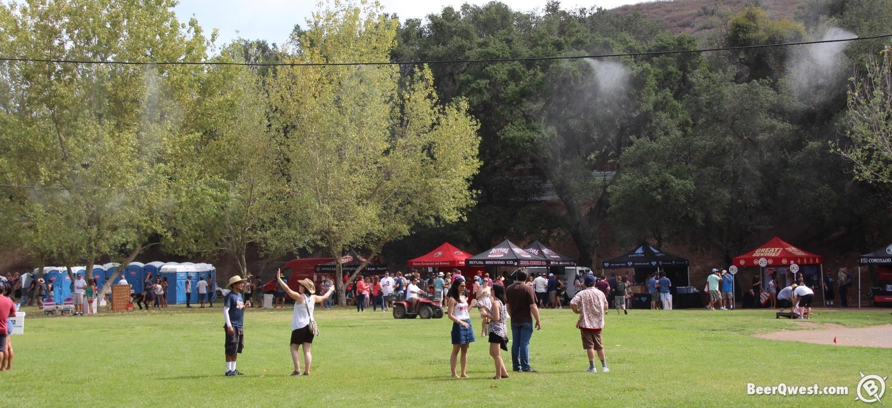 The Field at OC Brew Ha Ha
