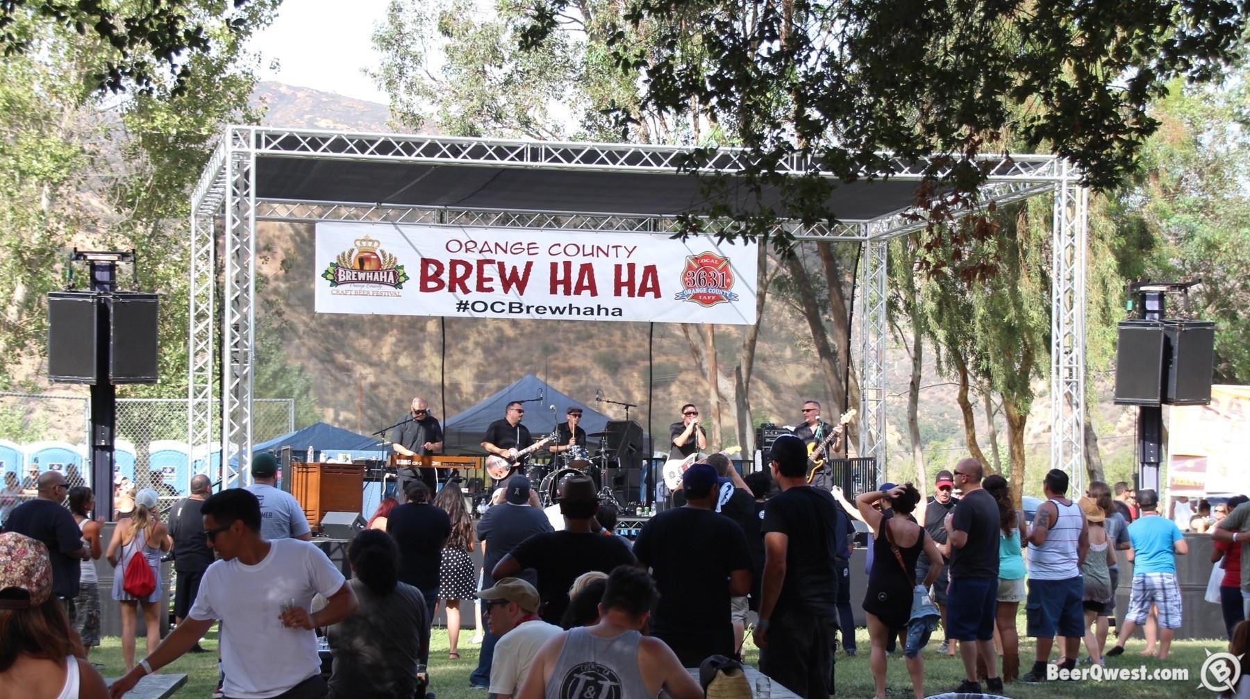 The Aggrolites at OC Brew Ha Ha