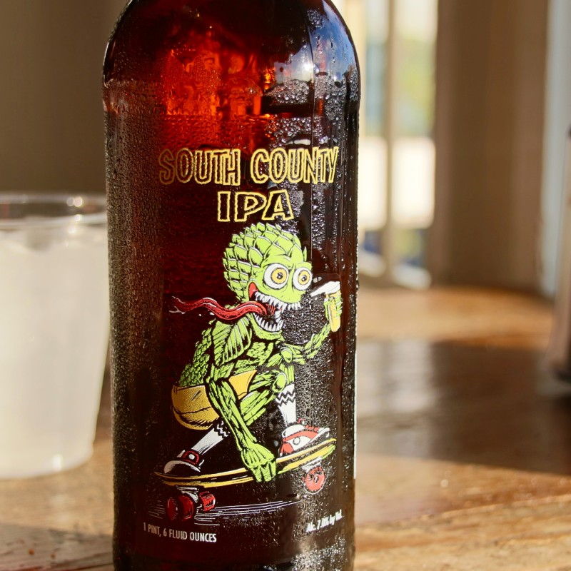 South County IPA Bottle