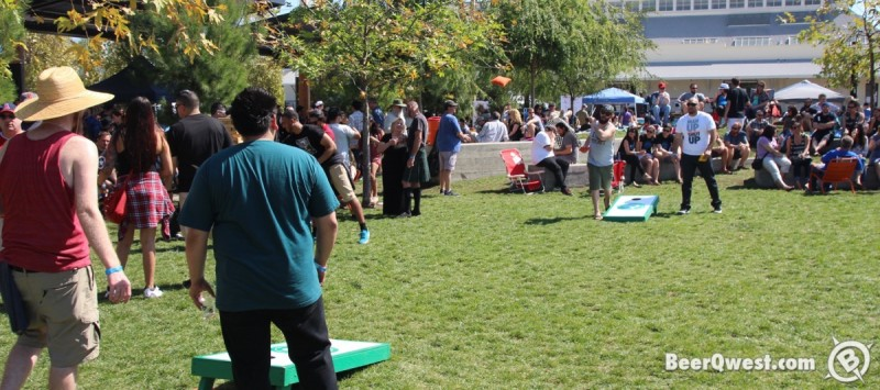 Games and entertainment at Firkfest 2015