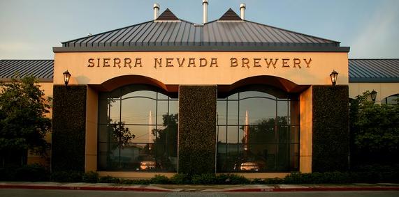 Sierra Nevada Brewing Company Entrance