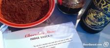 Craft Beer Cook Book - Fudge Sauce