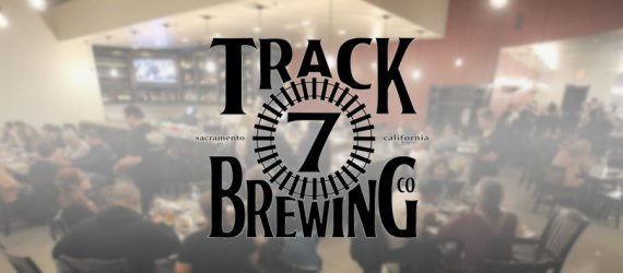 Track 7 Brewing Company Salted Pig Dinner